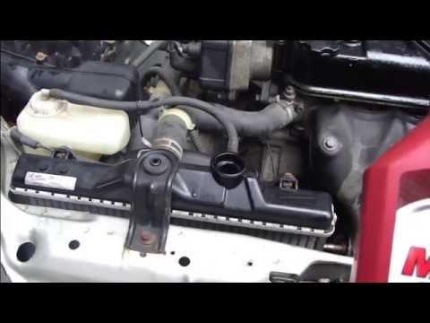 how to change coolant fluid honda civic radiator years 1991 to 1996 rh youtube com