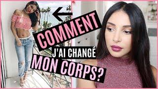 COMMENT MON CORPS A CHANGÉ ?ANOREXIE, REGIME /MON VECU