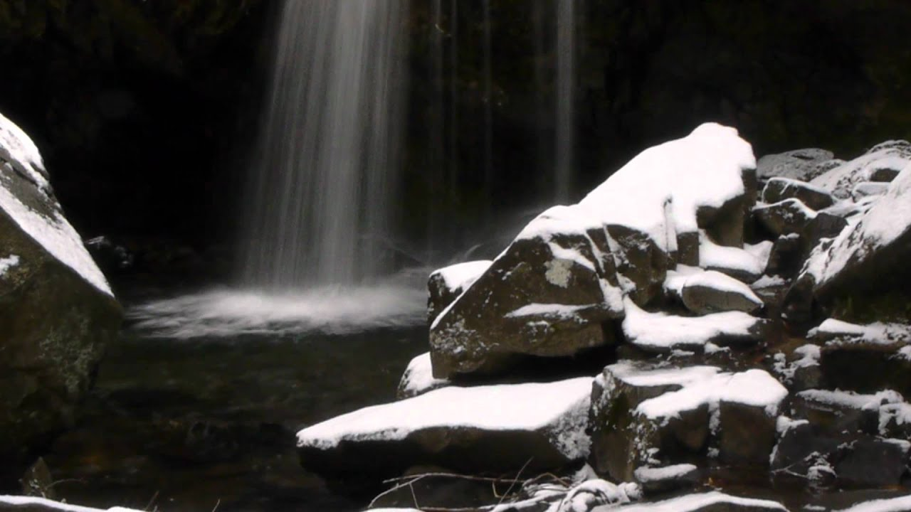 Great Smoky Mountains National Park Featuring A Waterfall