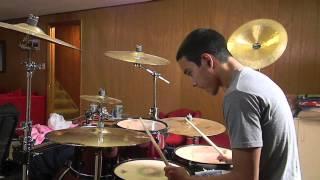 Nick Abeyta - Foo Fighters - The Pretender (Drum Cover)