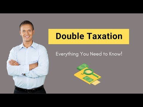 Double Taxation | Definition | Taxation In Corporation & Personal Levels