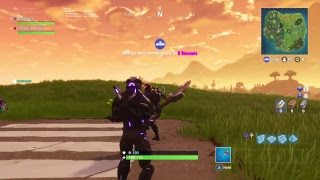 Fortnite livestream road to 500 subs