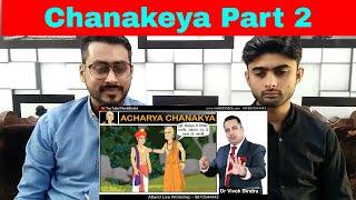 Pakistani Reaction To |  चाणक्य नीति | हैरान कर देने वाली 12 Amazing Strategy | Dr Vivek Bindra