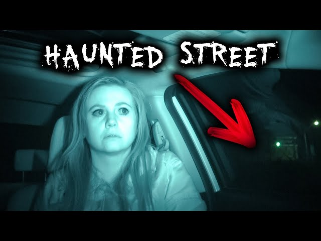 Haunted Street | Black Eyed DEMON Baby Stakeout