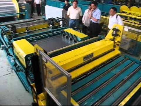Formtek Beijing Pro Fabriduct Line