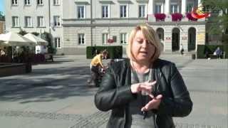 Wybory Parlamentarne 2015 - film dla osób niesłyszących