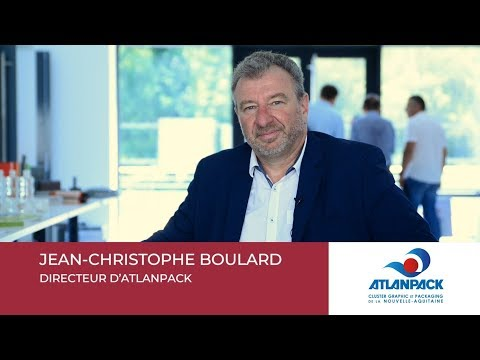 Jean-Christophe BOULARD - ATLANPACK
