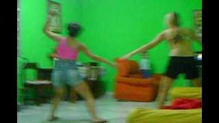 "Just Dance 3 - Black Eyed Peas ""Pump It"" Guilherme ,Ruth,Samira e Bete"