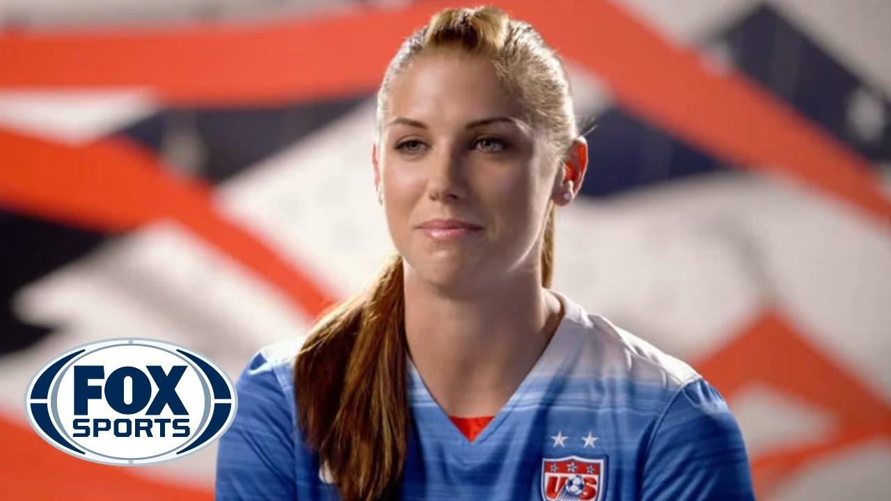 FIFA Womens World Cup 2015 Alex Morgan Profile