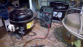 Қалай іске заклинивший мотор - компрессор тоңазытқыш