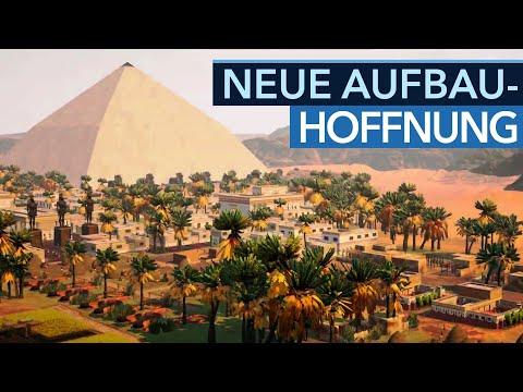 Neue Aufbau-Hoffnung Für Fans Von Pharaoh, Cäsar Und Zeus: Wird Builders Of Egypt Ein Würdiger Erbe?