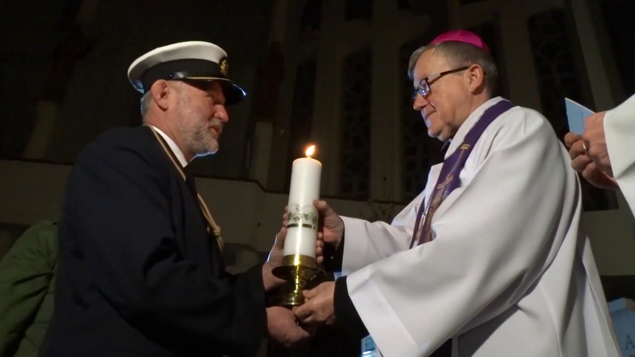 Betlejemskie Światło Pokoju w Kielcach 17.12.2017