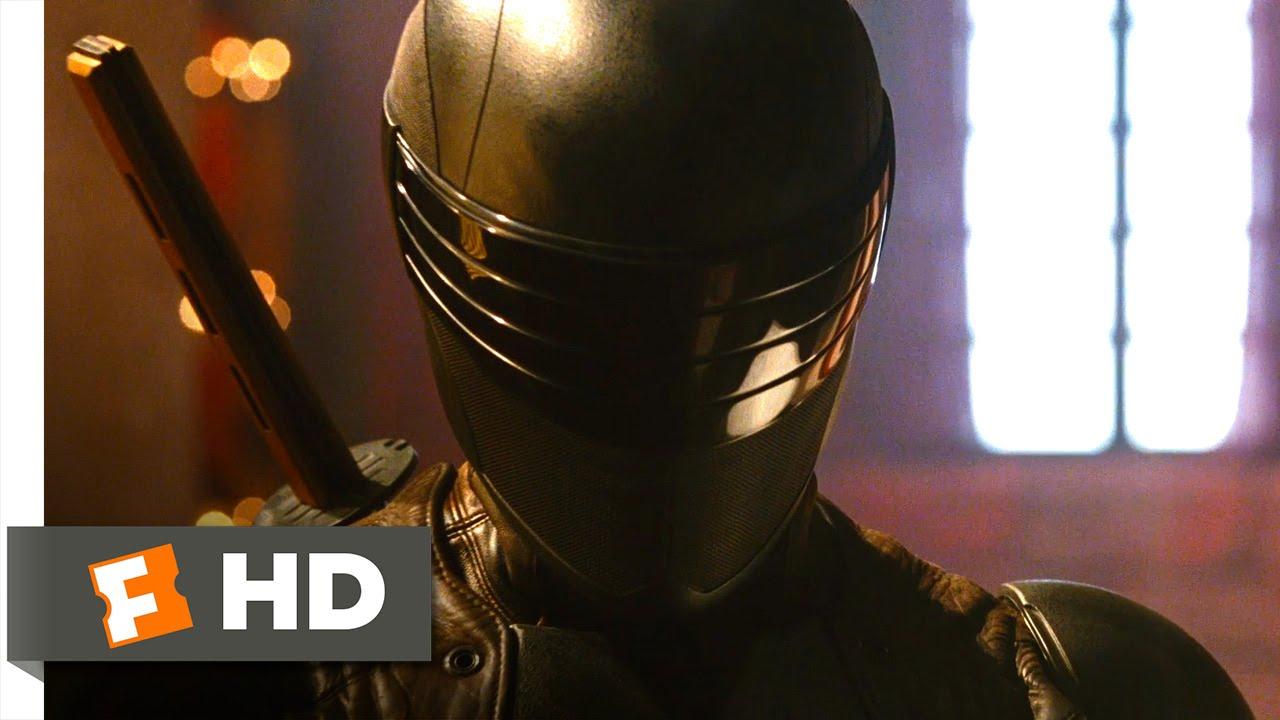 G I  Joe: Retaliation (4/10) Movie CLIP - Ninja vs  Ninja (2013) HD