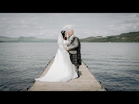 Stuart + Michelle | CINEMATIC LOCH LOMOND WEDDING FILM | The Cruin | Tall Tale Films