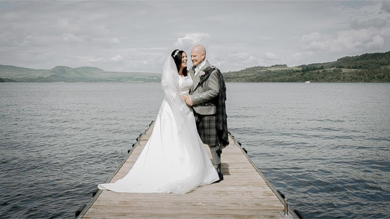 Stuart + Michelle | CINEMATIC LOCH LOMOND WEDDING FILM | The Cruin | Tall Tale Films