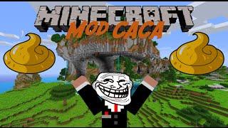 Niveau de Troll : Infinity - Poop Mod Minecraft [FR] [HD]