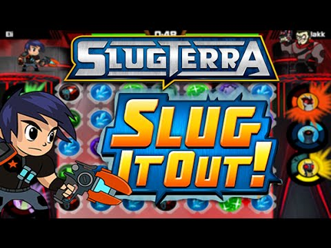 Slugterra Slug it Out  First Look Puzzle Combat Game for