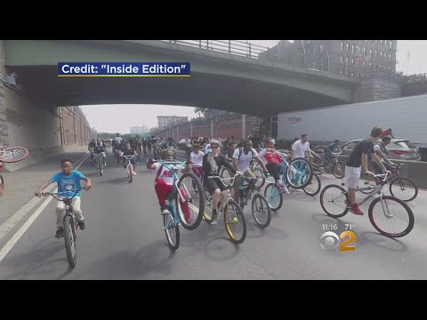 Questions For NYPD After Bicyclists Shut Down Cross Bronx Expressway