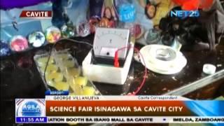 Science Fair isinagawa sa Cavite City