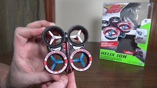 Air Hogs - Helix Ion - Review and Flight