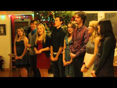Vanessa's Small Group Christmas Carol 2012