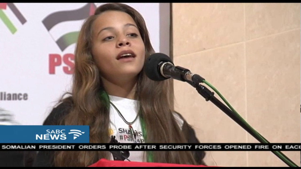 Palestine Solidarity Alliance rally against Israel violence