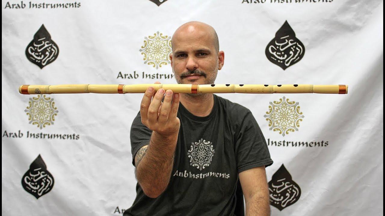 Arab Instruments Professional Egyptian Ney 25~26