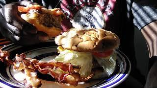 Turkey burger suprise