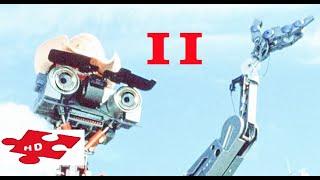 КОРОТКОЕ ЗАМЫКАНИЕ - 2 / 1988 для Всей семьи.  Фильм из Детства / трейлер
