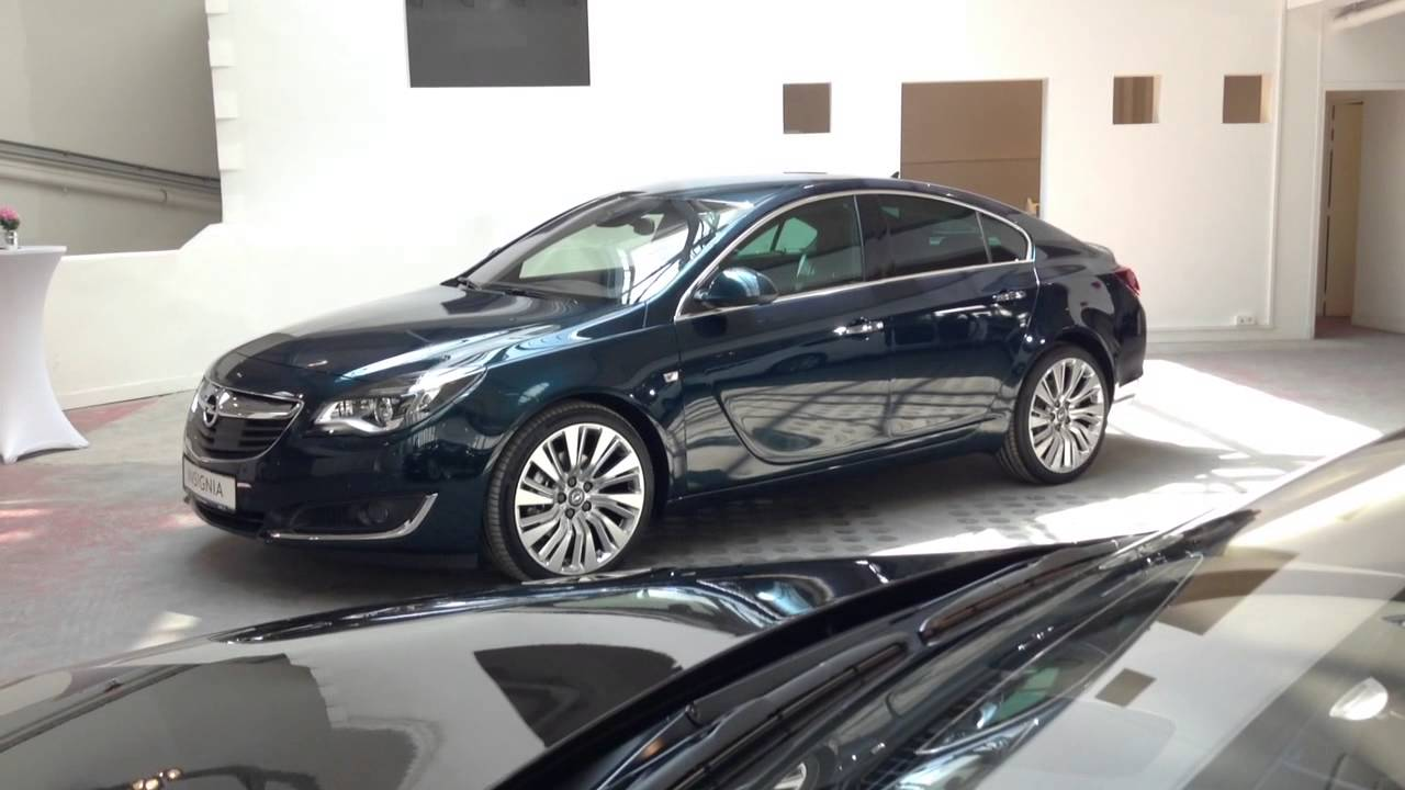 new opel insignia 2014 youtube. Black Bedroom Furniture Sets. Home Design Ideas