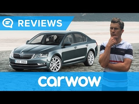 2017 Skoda Octavia how have they made it even better Top 10s