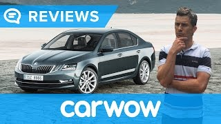 2017 Skoda Octavia - how have they made it even better? | Top 10s