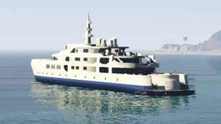 GTA 5 Online - How To Get The YACHT in Freemode Online! (GTA 5 Glitches & Tricks)
