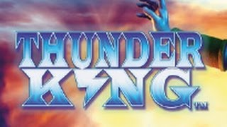 Thunder King Aristocrat Online Poker Machine - Free Play Version Preview