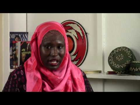 Survivors of Genocide - Nasma Abdulkhalik (Darfur)