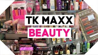 TK MAXX Beauty Shopping
