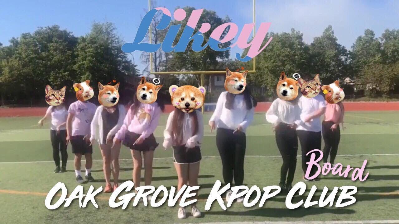 LIKEY - TWICE KPOP COVER (OFFICERS BOARD DANCE)