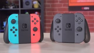 Nintendo Switch Accessories Unboxing