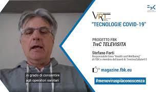 TreC TELEVISITA | Un nuovo progetto di FBK per l'accesso alle visite a distanza