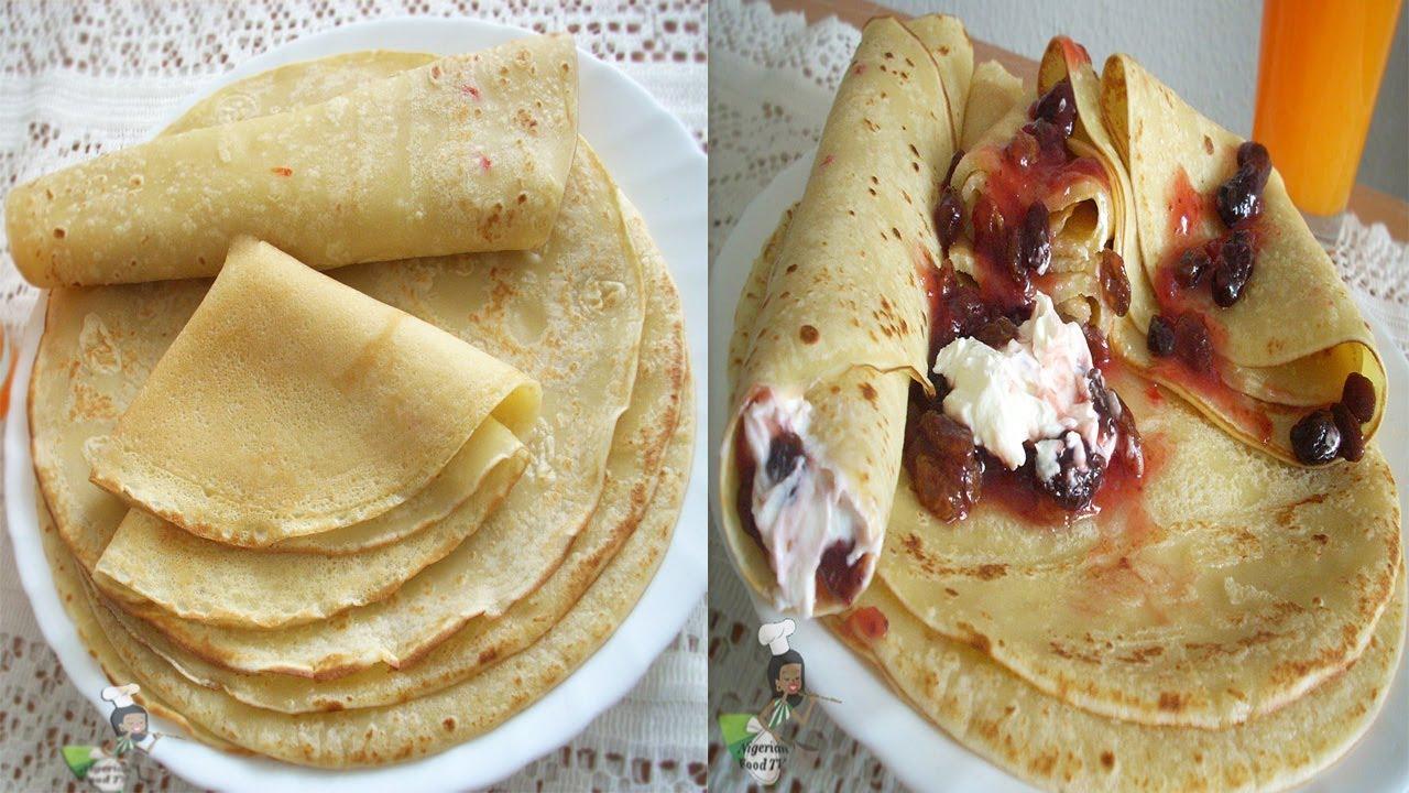 Nigerian pancake youtube nigerian pancake ccuart Gallery
