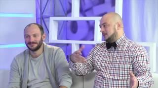Алексей Лихницкий и Роман Юнусов в гостях у Teleprogramma.pro