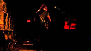 Ace Frehley - Shock Me + Guitar Solo  BB Kings,NYC  10-26-2011