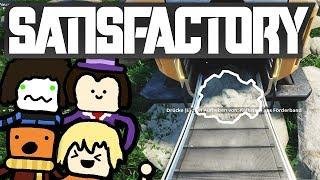 Die Produktion beginnt! | Satisfactory #3