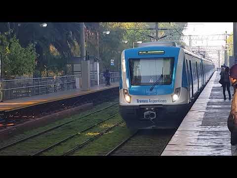 Ranelagh documento histórico vuelve el tren 12 Octubre 2018