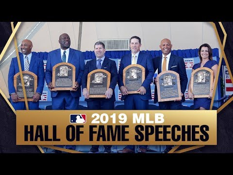 None - Baseball Hall Of Fame Has Six New Members