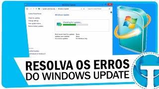 Como resolver todos os erros do Windows Update - Atualizado