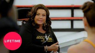 Dance Moms: The Dancers Review Abby as a Coach (Season 8) | Lifetime