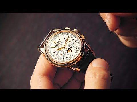 Here's Why The Patek Philippe 5270R Is Worth £125,000 | Watchfinder & Co.