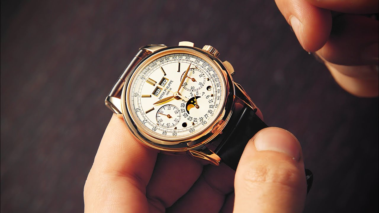 P Philippe Watch Here S Why The Patek Philippe 5270r Is Worth 125 000 Watchfinder Co