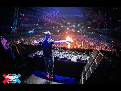 Martin Garrix - Amsterdam Music Festival 2014 Drops Only